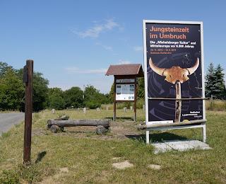 Jungsteinzeit auf dem Michaelsberg bei Bruchsal-Untergrombach