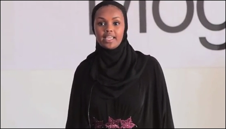 IIwad Elman sister somalia