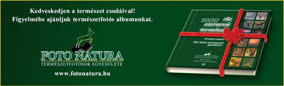 Foto Natura 15. jubileumi fotóalbuma