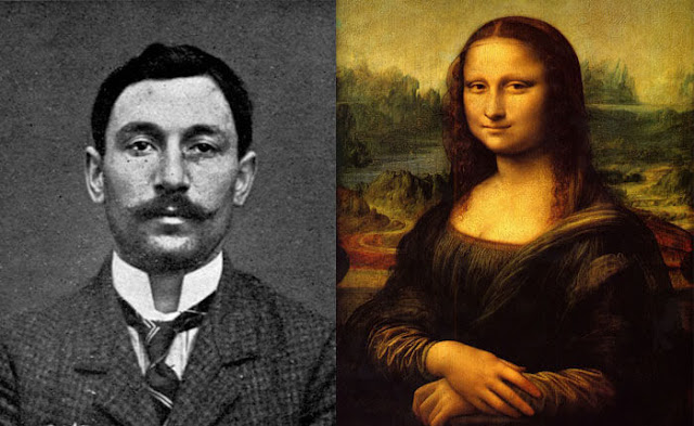 Vincenzo Peruggia - The man who stole the Mona Lisa