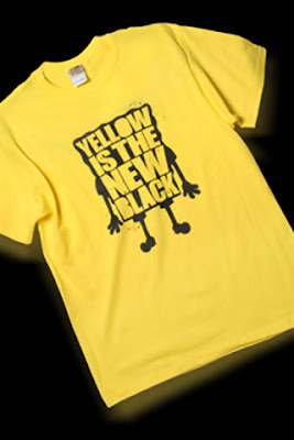 yellow is the new black tee mobile wallpaper