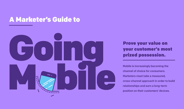 A Marketer's Guide to Going Mobile