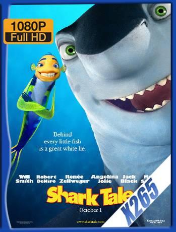 Shark Tale (2004) x265 [1080p] [Latino] [GoogleDrive] [RangerRojo]