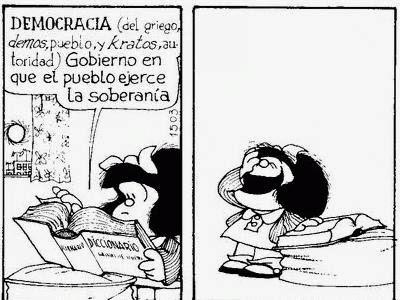 Mafalda y la Política