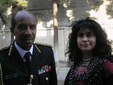 Oman Military Attache-Oman Askeri Ataesi