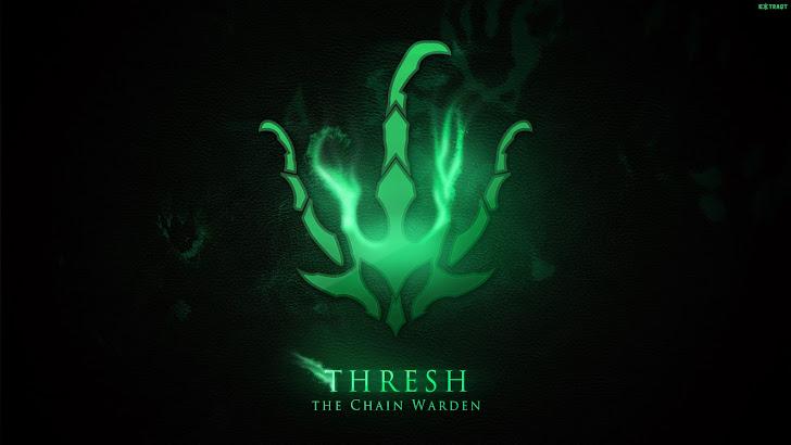 Thresh green logo