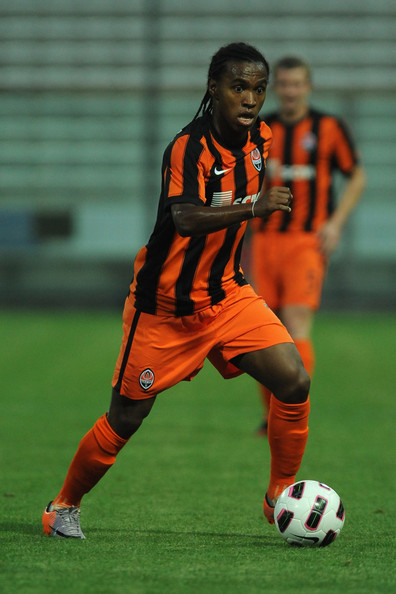 Football Players: Willian-Shakhtar Donetsk
