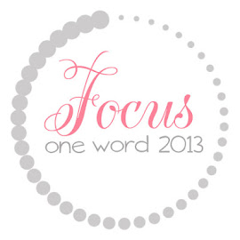 2013 One Word