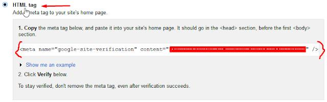 pilih HTML tag