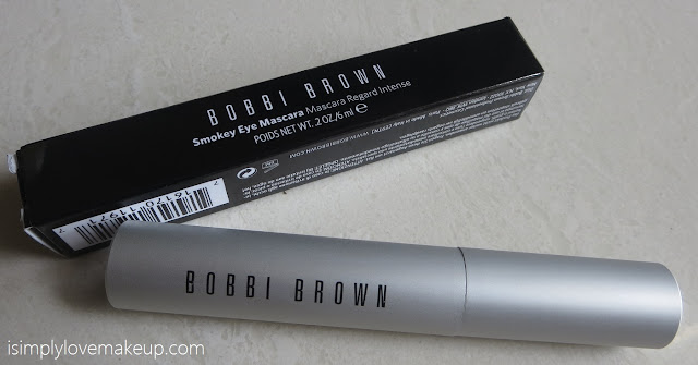 Review of Bobbi Brown Smokey Eyes Mascara