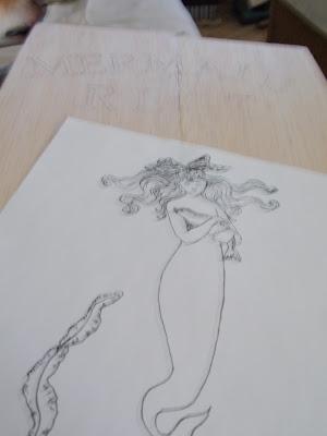 mermaid rest