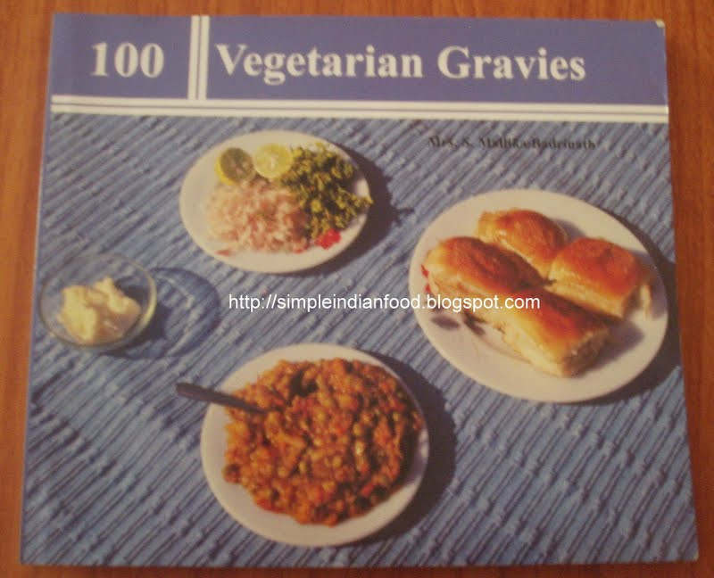 Basics of blogging and cookbook reviews 100 vegetarian for Awesome cuisine authors mallika badrinath