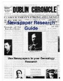 Basic Newspaper Research to Genealogy, by Karen Barnes