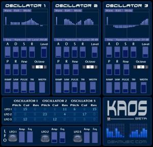 DSK KaoS - Plugin VST (Versão Beta)