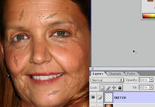 Mengubah Foto Menjadi Tua di Photoshop