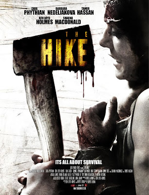 Watch The Hike 2011 BRRip Hollywood Movie Online | The Hike 2011 Hollywood Movie Poster