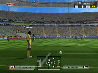 Stadium Commerzbank Arena HD, Frankfurt by Dadan - PES 6
