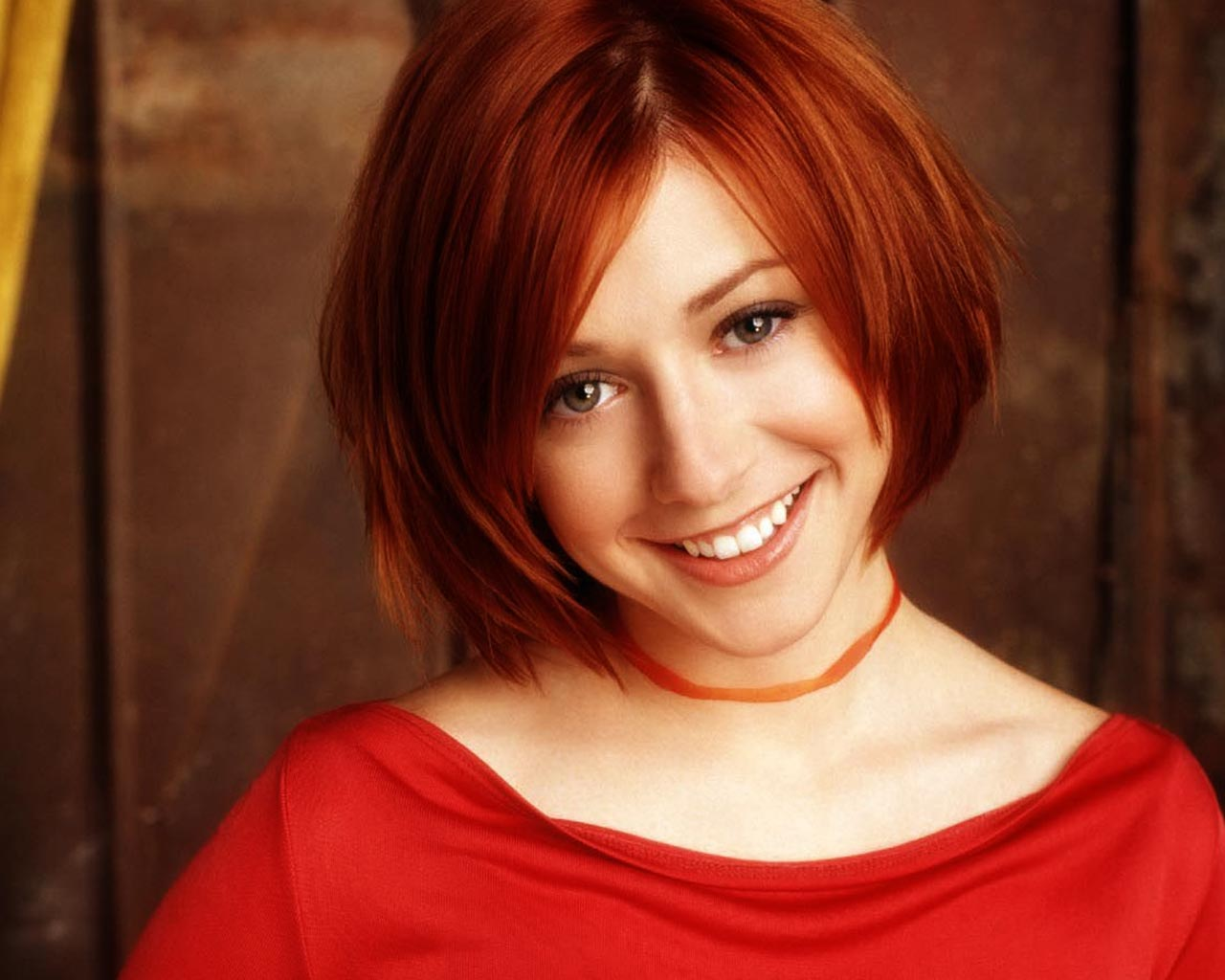 Alyson Hannigan WallpapersAlyson Hannigan