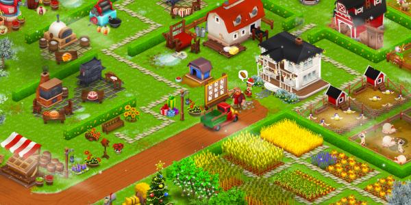 Hay Day y cultiva tu granja