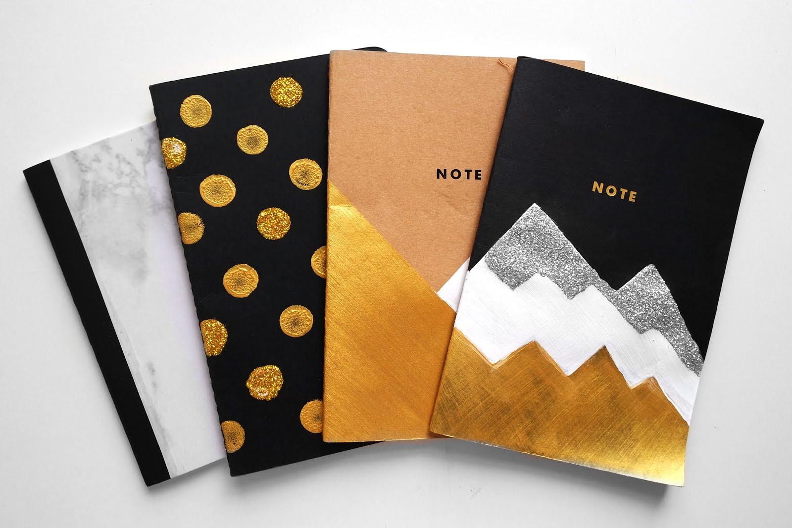 Notebook Cover Design ~ Ramile imac diy notebook cover design back to school