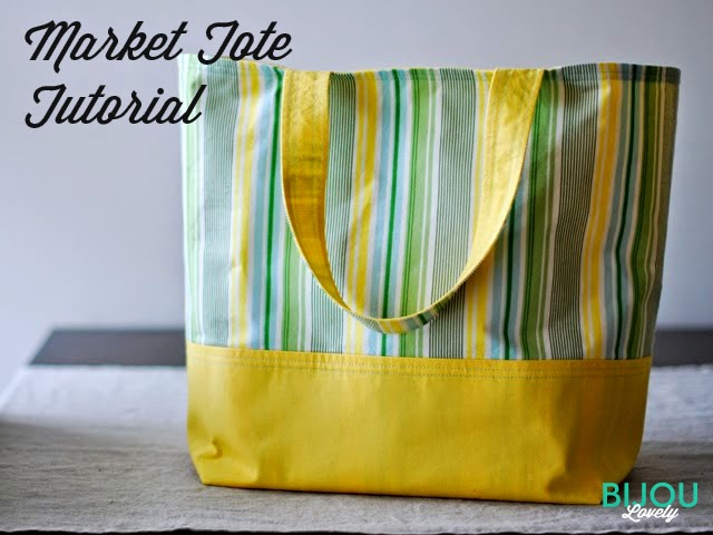 Quilted Market Bag Patterns Free Market Tote Free Pattern