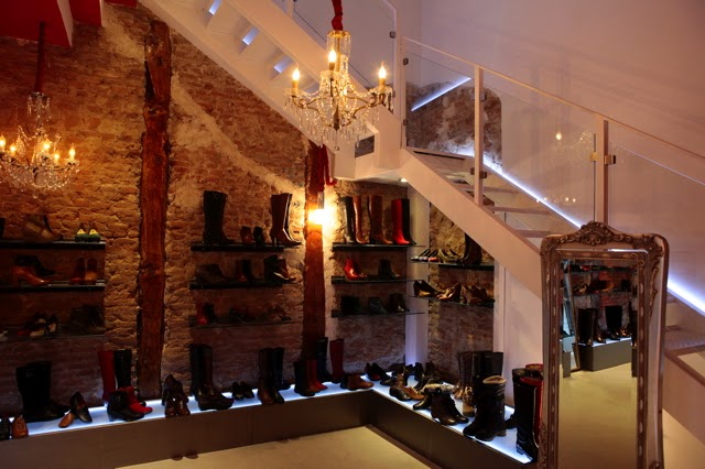 Decoracion Interiores Zapaterias ~ Marzua Zapater?a Strover por Make Sense Studio