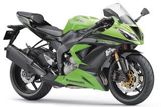 Daftar Harga Motor Kawasaki Terbaru Maret 2013