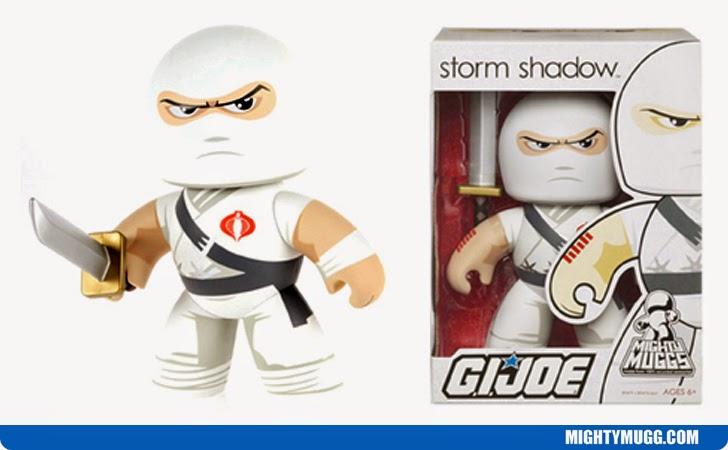 Storm Shadow G.I.JOE Mighty Muggs Wave 1