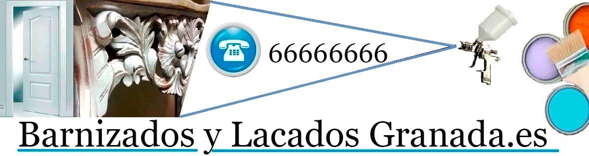 BARNIZADOS | LACADOS | RESTAURACION MUEBLES GRANADA