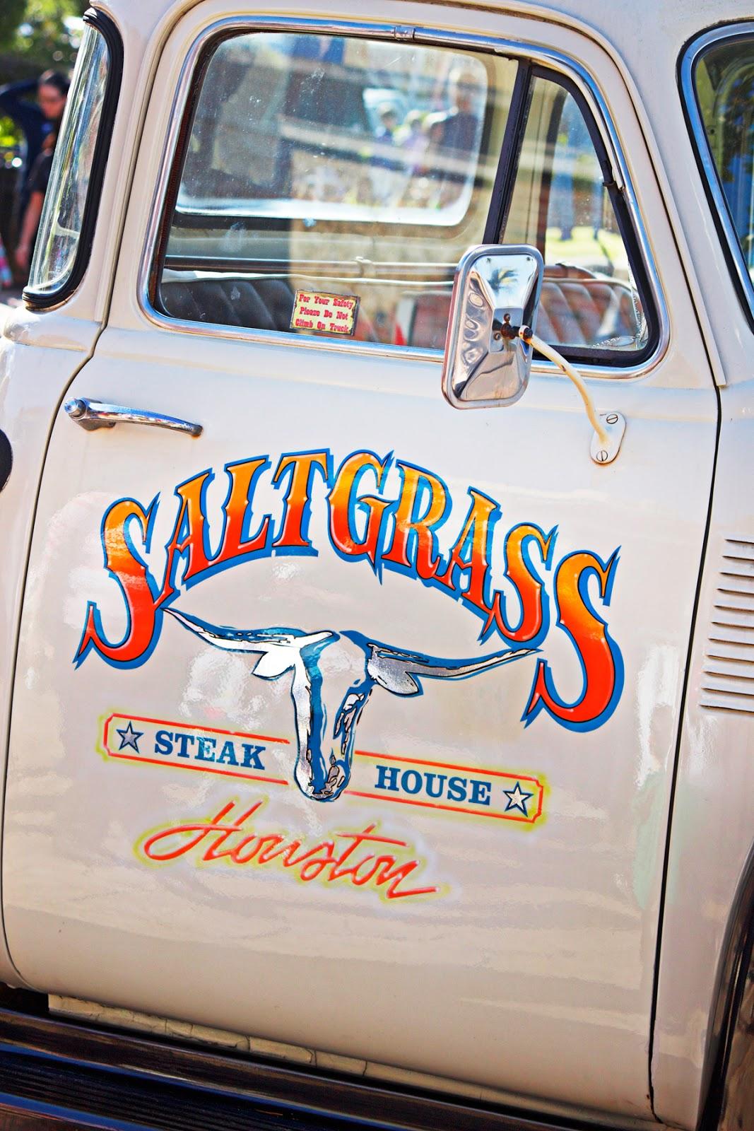 old chevy saltgrass steak house texas