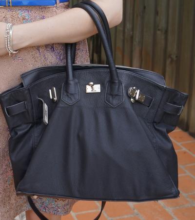 marco tagliaferri birk bag worn