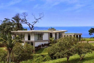 12 Inspirasi Rumah Dengan Green Roof 6