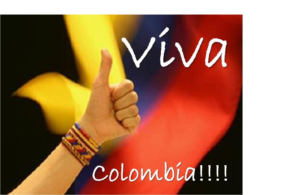 Nuestra Colombia xD