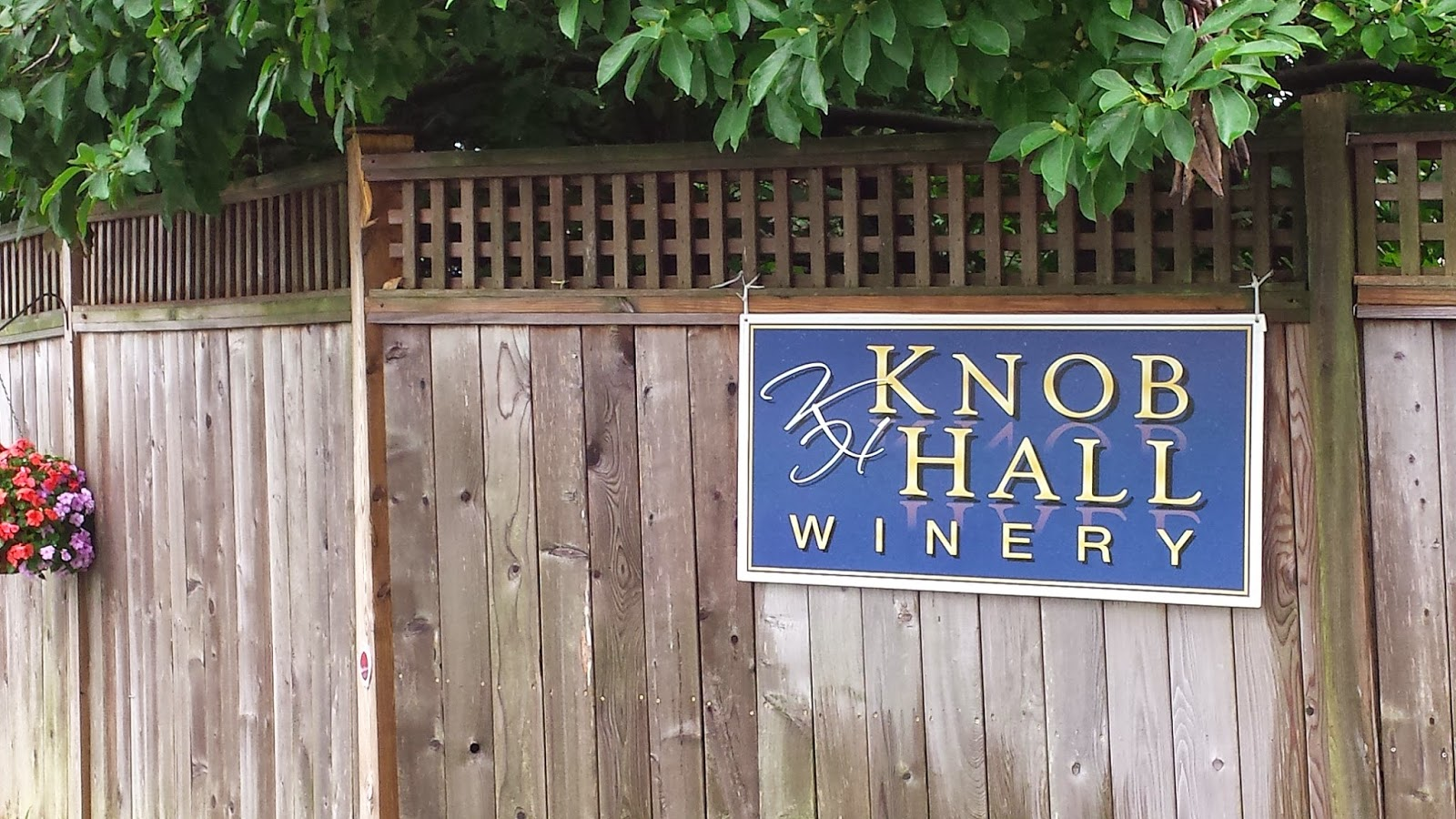Winecompass A Quick Visit To Knob Hall Winery In Maryland