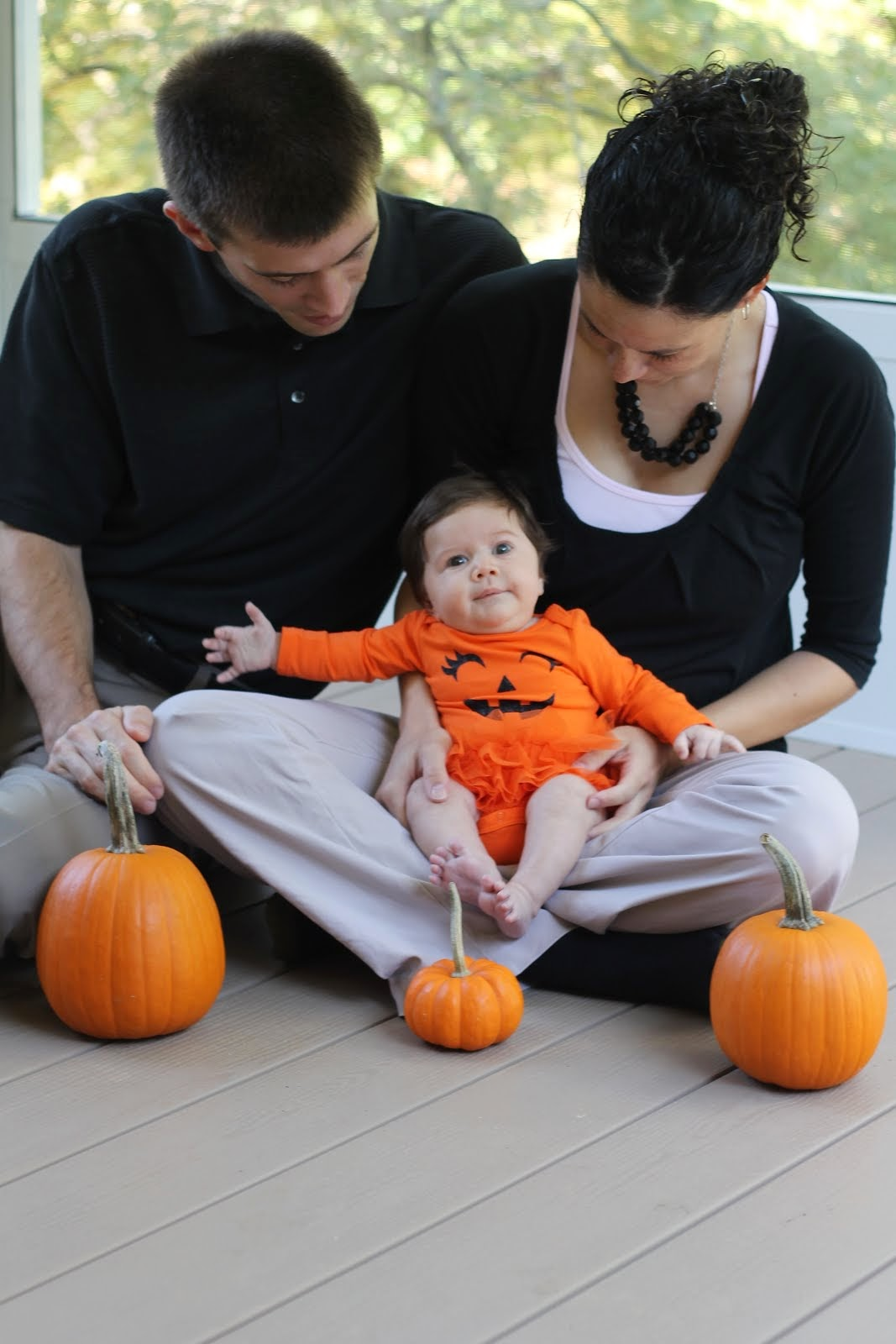 Salerno Family, Oct. 2014