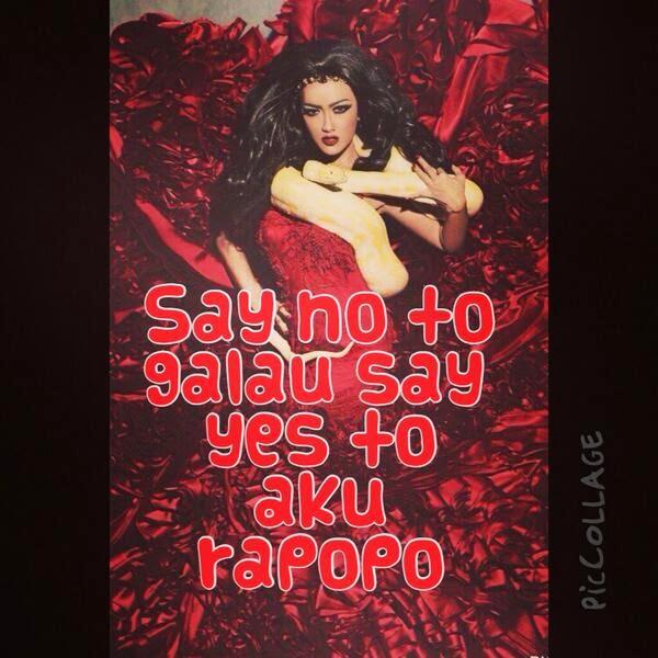 free download lagu mp3 Aku Rapopo - Julia Perez + syair dan Lirik serta gambar kunci chord gitar lengkap terbaru 2014 , Video Klip