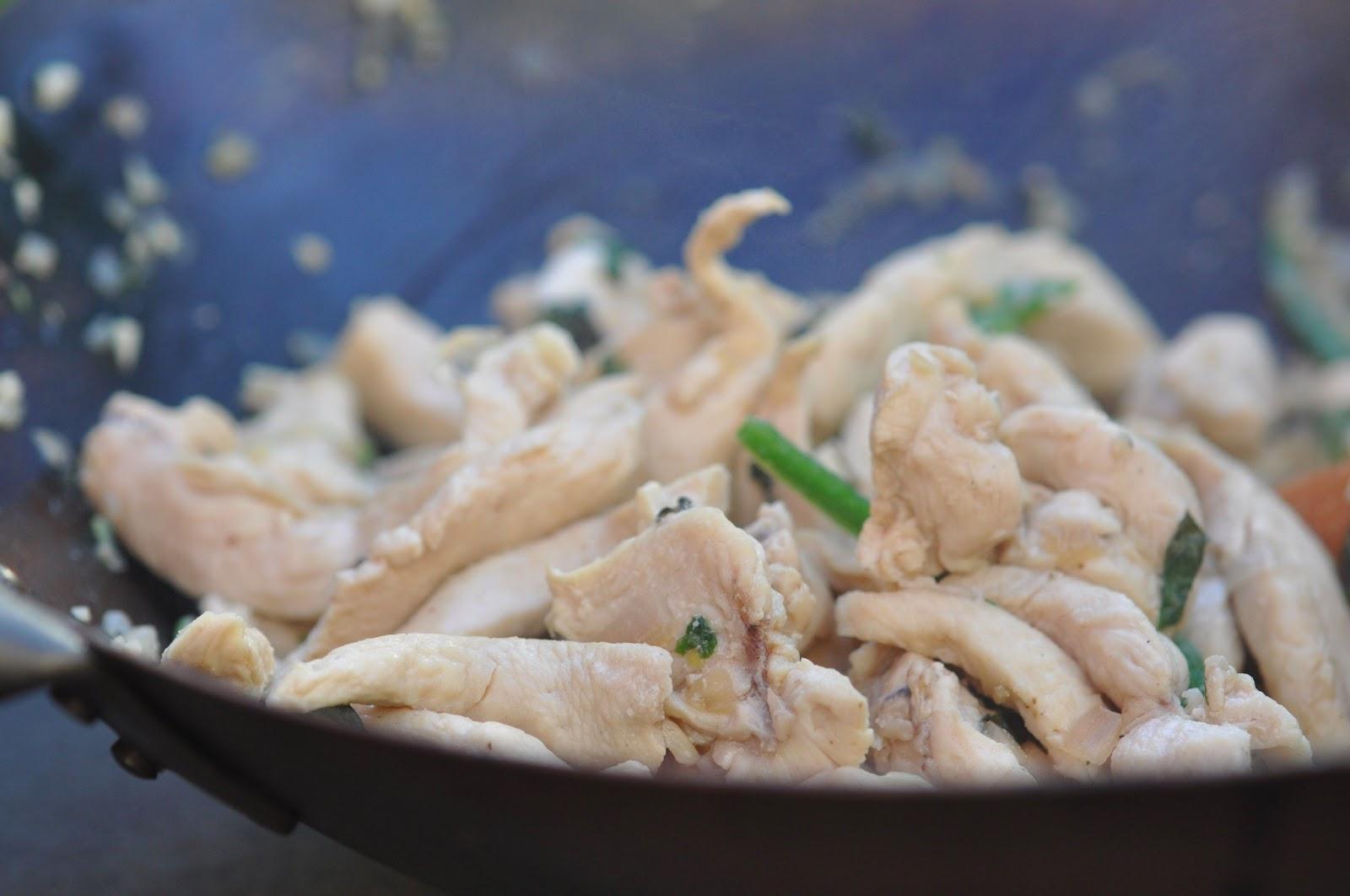 Pinch: Thai Basil Chicken (Gai Pad Krapow)