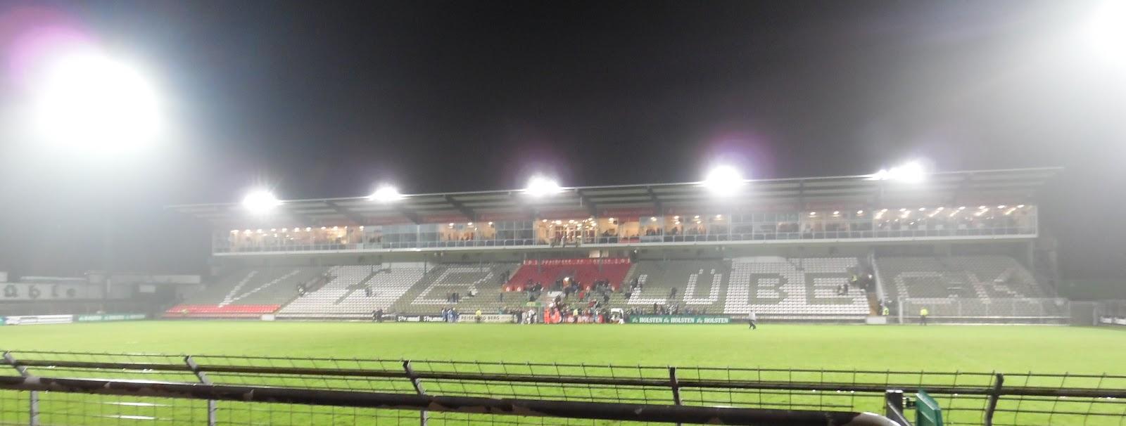 Damage In The Box Vfb Lubeck Stadion An Der Lohmuhle