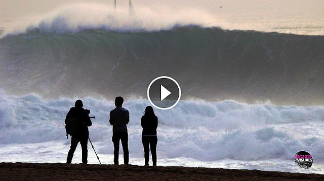 Nazare Red Chargers