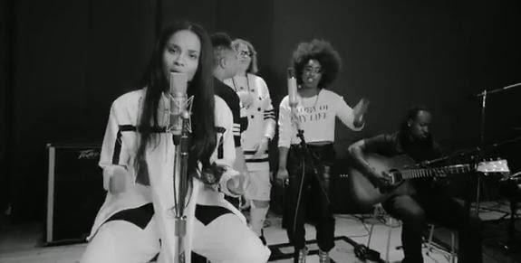 "Ciara ""I Bet"" (Acoustic) Music Video"