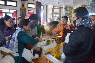 ashes of gautam buddha