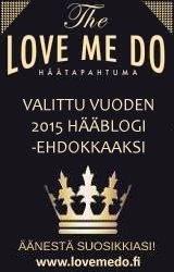 Vuoden Hääblogi 2015 -ehdokkuus