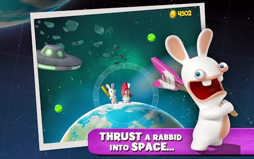 Rabbids Big Bang Android APK