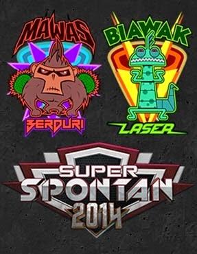Super Spontan [Episod 3]