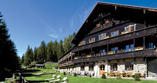 Hotel Rosalpina auf der Plose bei Brixen in Südtirol