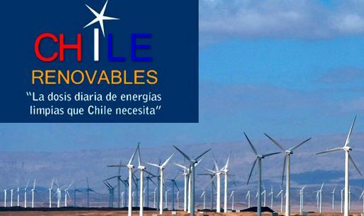 Energias Renovables Chile Energias Renovables en Chile
