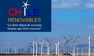 energias renovables en Chile
