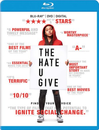 The Hate U Give 2018 Dual Audio ORG 720p BRRip 700Mb HEVC x265