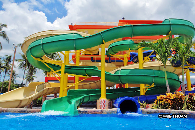 Splash Jungle Phuket Water Park