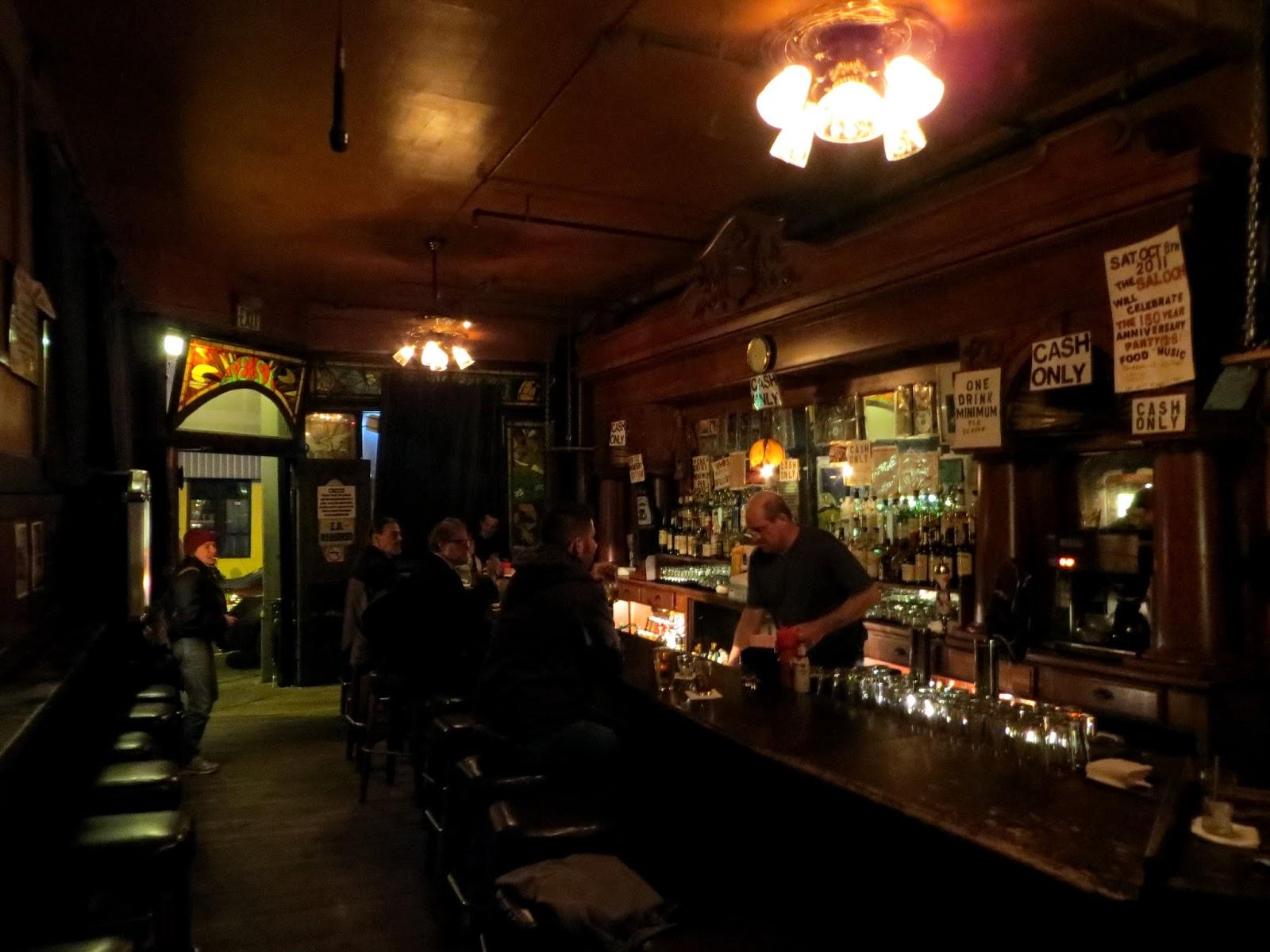 Singles bars san francisco